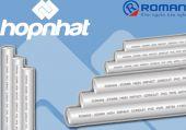 Ống luồn tron PVC Roman R9016