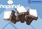 Hạt công tắc 1 chiều 16A Roman M861 (Series V và M):